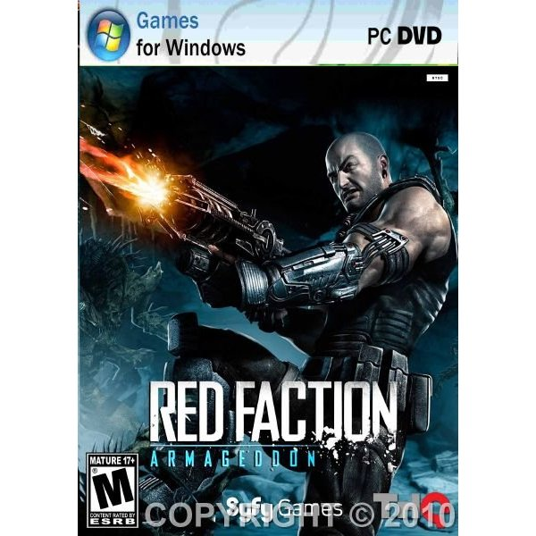 red faction armagedon