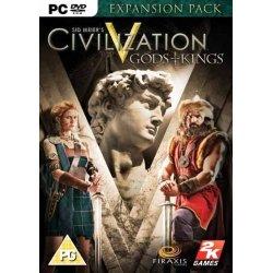 civilization V gods kings