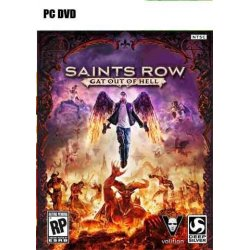 Saints row Get out of hell