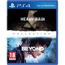 Beyond two souls & Heavy rain