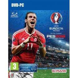 PES 16 Euro 2016