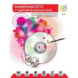installshield 2015 + captivate + Autorun tools