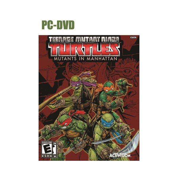 ninja turtles mutants in manhattan