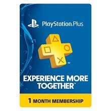 Playstation Plus 1 Month