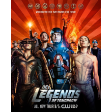 DC's Legends of tomorrow Season 1-2