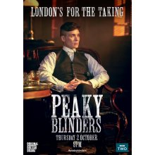 Peaky Blinders Season 1-2-3-4