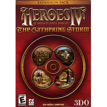 Heroes IV : The Gathering Storm Expansion