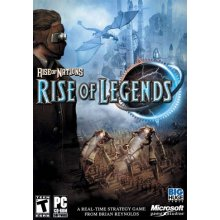 rise of Nations Rise of legend