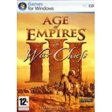 age of empires 3 + the war chief
