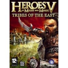 heroes V might of magic tribes of the east