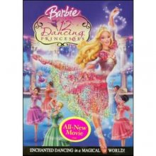 barbie 12 dancing princesses