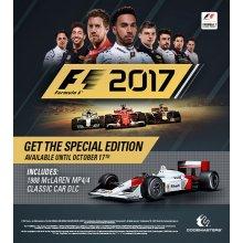 F1 2017 (formula 1) special edition