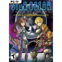 Star ocean 4 The last Hope Remastered