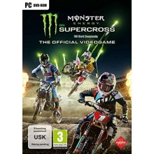 Monster enrgy supercross