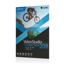 Corel video studio collection 2018