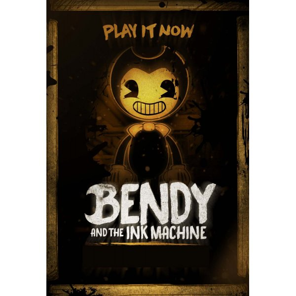 Bendy and the Ink Machine Chapter 4