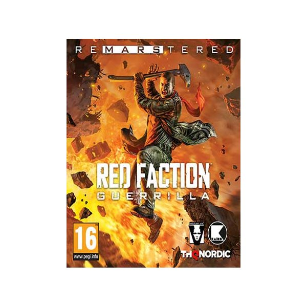 Red faction Guerilla Remastered