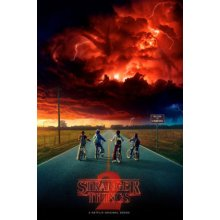 stranger things Seasons 1-2-3