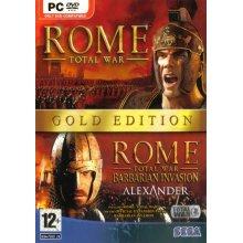 Rome Total war + Barbarian + Alexander