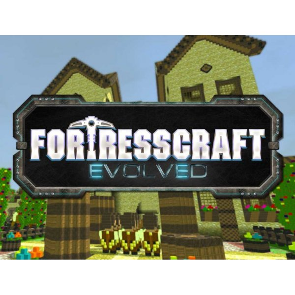 FortressCraft Evolved Complete Brain Pack