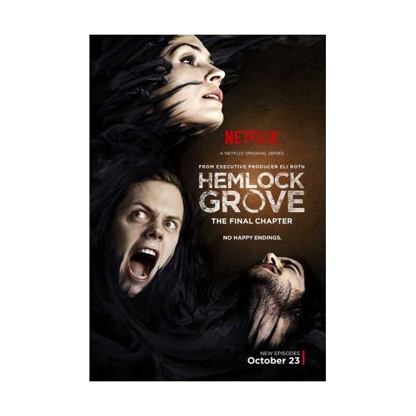 Hemlock Grove Seasons 1-3