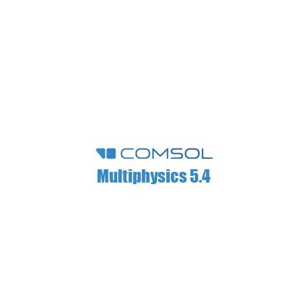 comsol multiphysics 5.4