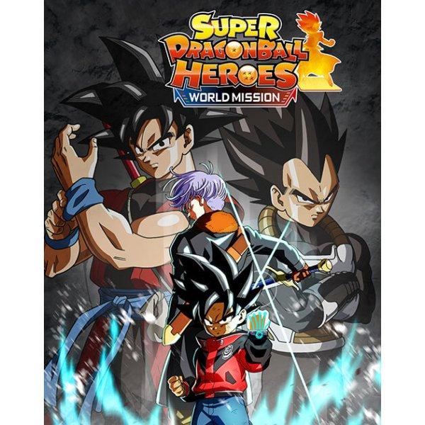 super dragon ball world mission