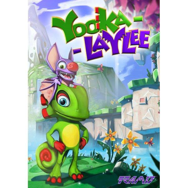 Yooka laylee