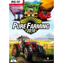 Pure Farming 2018 Big Machines