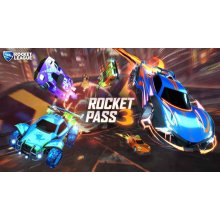 Rocket League Rocket Pass 3