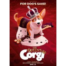 The Queens Corgi