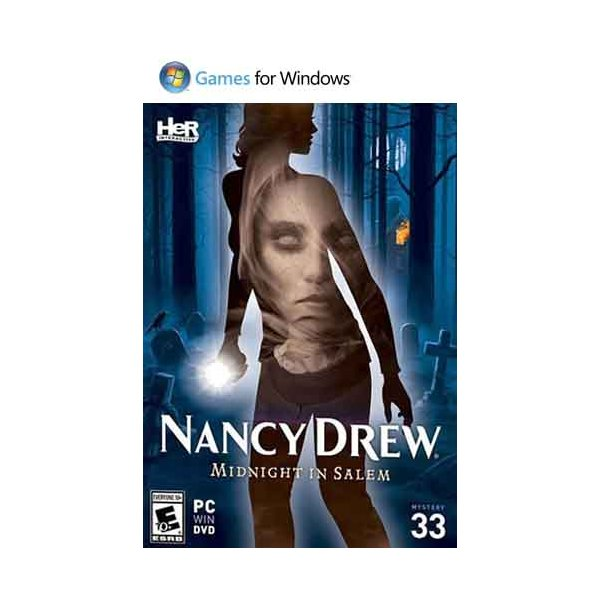 Nancy Drew Midnight in Salem