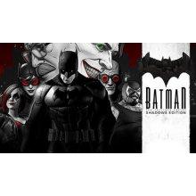 Batman The Telltale Series Shadows Edition