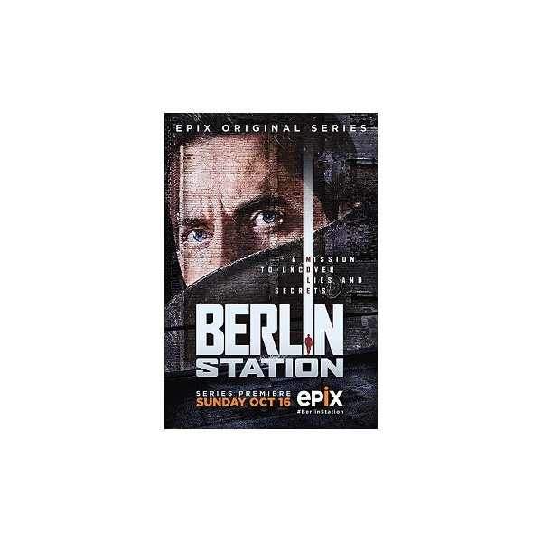 Berlin Station Seasons 1-2-3