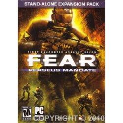 fear perseus mandate