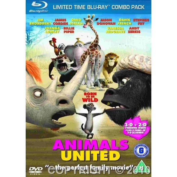 animals united