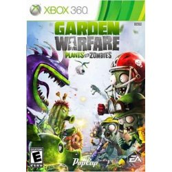 Garden warfare plants vs zombies