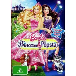 Barbie The Princess The Popstar