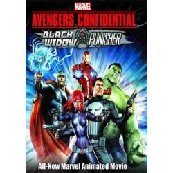 Avengers Confidential Black Widow And Punisher