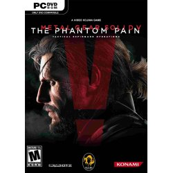 Metalgear solid V the phantom pain