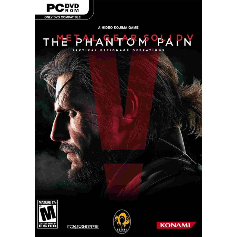 Metalgear solid V the phantom pain