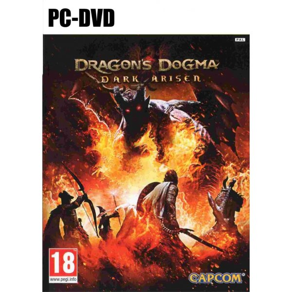Dragon dogma dark arisen