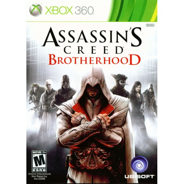 assasins creed brother hood patched