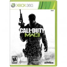call of duty modern warfare 3 MW3