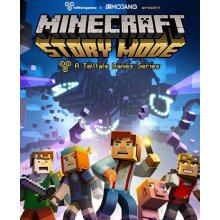 Minecraft Story mode Complete Season 1
