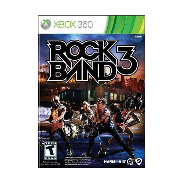 Rockband 3