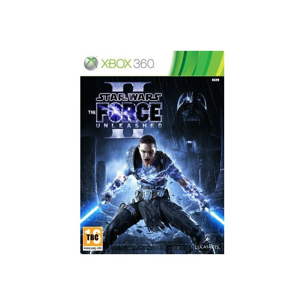 starwars force unleashed 2