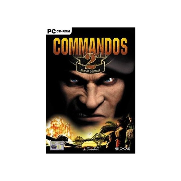 Commandos II : Men Of Courage