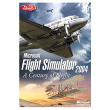 Microsoft Flight Simulator 2004 (Full DVD + AddOn)