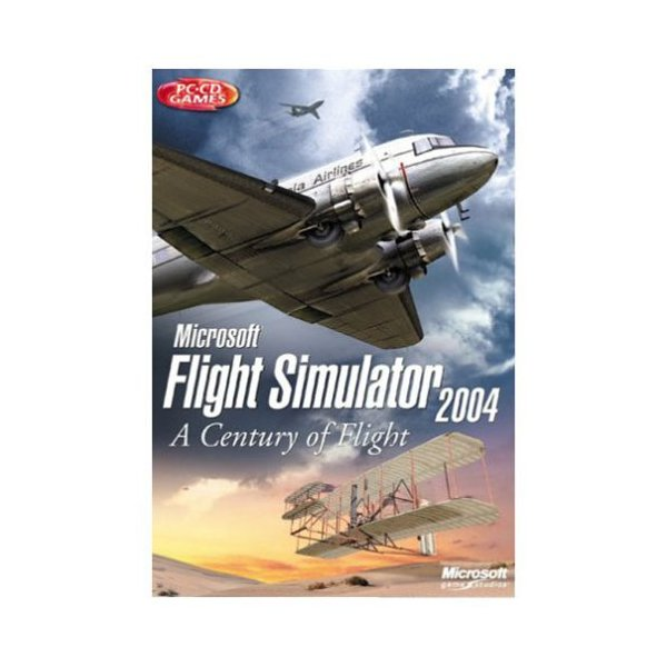Microsoft Flight Simulator 2004 (Full DVD + AddOn)